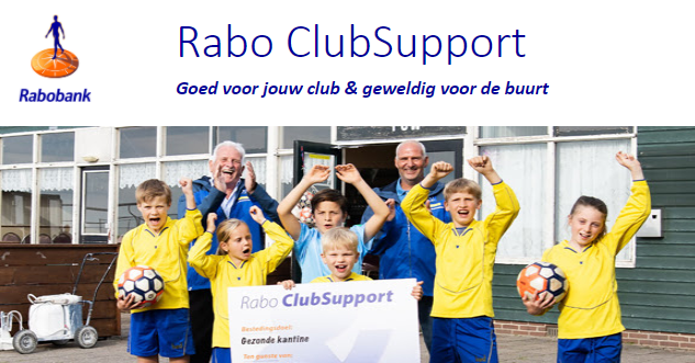 rabobank club support 2020
